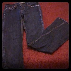 Boot cut  Dark Denim Jeans